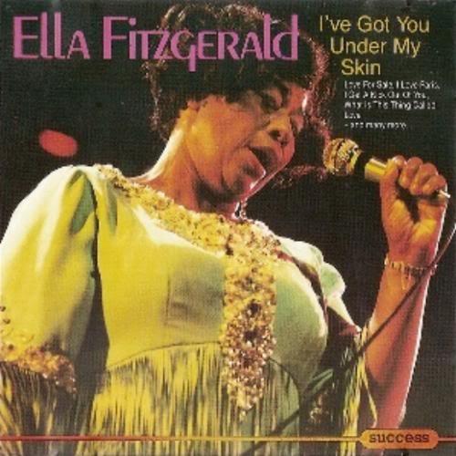 Ella Fitzgerald - Too Darn Hot (RAC Mix)