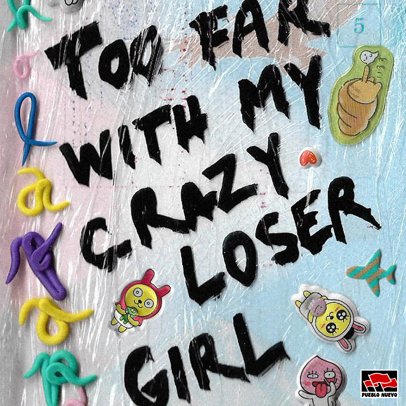 Hola Papa – Too Far with my Crazy Loser girl