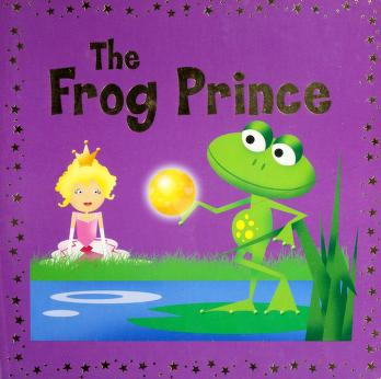 Cover of: The frog prince | Jeannette O'Toole